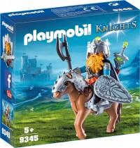 Playmobil® 9345 - Knights - Zwergenangriff - Zwerg und Pony mit Rüstung