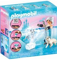 Playmobil® 9353 - Playmogram 3D - Prinzessin Winterblüte