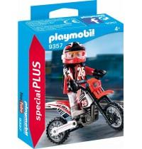 Playmobil® 9357 - Special Plus - Motocross-Fahrer
