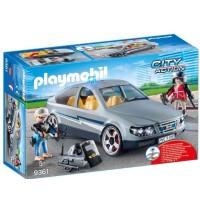 Playmobil® 9361 - City Action - SEK Zivilfahrzeug
