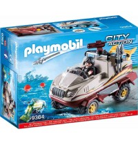 Playmobil® 9364 - City Action - SEK Amphibienfahrzeug