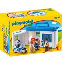 Playmobil® 9382 - 1.2.3. - Meine Mitnehm Polizeistation