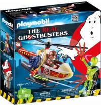 Playmobil® 9385 - Ghostbusters - Venkman mit Helikopter