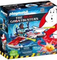 Playmobil® 9387 - Ghostbusters - Zeddemore mit Aqua Scooter