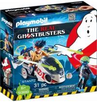 Playmobil® 9388 - Ghostbusters - Stantz mit Flybike