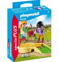 Playmobil® 9439 - Special Plus - Kinder beim Minigolfspiel