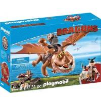 Playmobil® 9460 - Dragons - Fischbein und Fleischklops