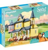 Playmobil® 9475 - Spirit - Riding Free - Luckys glückliches Zuhause