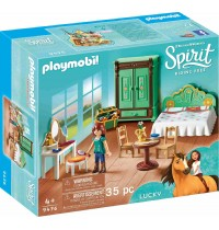 Playmobil® 9476 - Spirit - Riding Free - Luckys Schlafzimmer