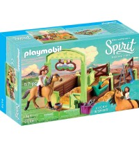 Playmobil® 9478 - Spirit - Riding Free - Pferdebox Lucky und Spirit