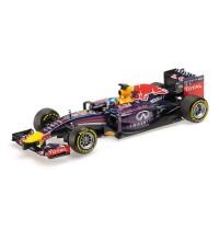 1:18 Infiniti Red Bull RB10 Sebastian Vettel 2014