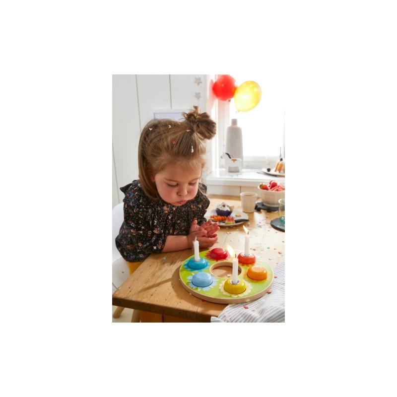 HABA Geburtstagskranz Blumenwiese