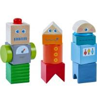 HABA - Entdeckersteine Roboter-Freunde