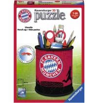 Ravensburger Puzzle - 3D Puzzles - Utensilo - FC Bayern München, 54 Teile