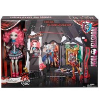 Mattel - Monster High - Schaurig schöne Show - Rochelle Goyle & Monster-Manege