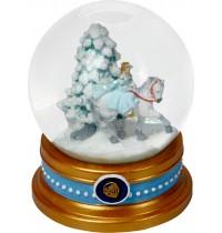 Die Spiegelburg - Glas-Schneekugel Drei Haselnüsse für Aschenbrödel