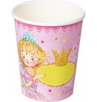 Die Spiegelburg - Prinzessin Lillifee - Partybecher Ich bin Prinzessin 8 St.