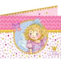 Die Spiegelburg - Prinzessin Lillifee - Einladungskarten Ich bin Prinzessin 8 St.