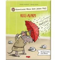 HABA - Kommissar Maus löst jeden Fall - Rotz-Alarm