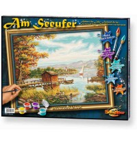 Schipper Arts & Crafts - Meisterklasse Premium - Am Seeufer