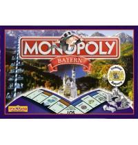 Winning Moves - Monopoly Regional Edition Bayern