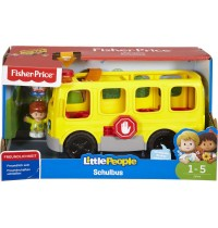 Fisher Price - Little People Schulbus