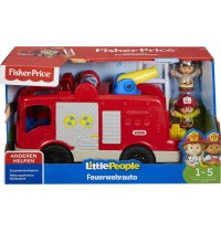 Fisher Price - Little People Feuerwehr