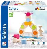 Selecta - Coloro, Bauklötze, 20 Teile