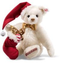 Steiff - Teddybären & Kuscheltiere - Limitierte Teddybären - Sweet Santa Teddybär