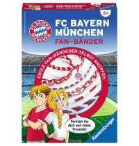 Ravensburger Spiel - Malen und Basteln - FC Bayern München Fan Bänder