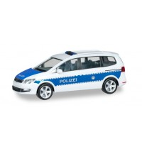 VW Sharan, Bundespolizei