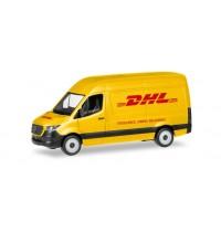 MB Sprinter`18 Kasten, DHL