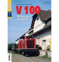 Magazin EJ 2/2018 Eisenbahn Journal Special V100 DB-Baureihen 211 und 212 Verlag: VGB