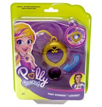 Mattel - Polly Pocket - Leuchtendes Medaillon