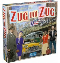 Days of Wonder - Zug um Zug New York