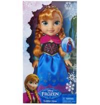 Jakks Pacific - Frozen Anna Spielpuppe Winter Cape 35cm