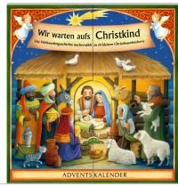 Coppenrath Verlag - Wir warten aufs Christkind - Weihnachtsgeschichte, Adventsk.