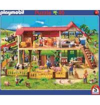 Schmidt Spiele - 2er Set RAPU Playmobil 24 und 40 Teile