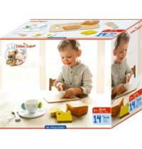 Die Spiegelburg - Die Lieben Sieben - Schneide-Set Mein Frühstück (Holz)