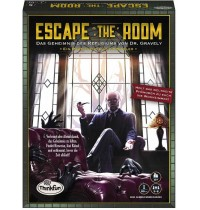 ThinkFun - Escape the Room - Das Geheimnis des Refugiums von Dr. Gravely