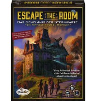 ThinkFun - Escape the Room - Das Geheimnis der Sternwarte