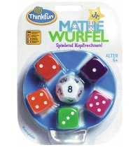 ThinkFun - Mathe Würfel Junior