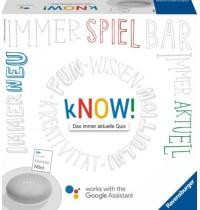 Ravensburger 272549 kNOW! + Google Home Mini