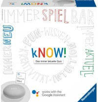 Ravensburger 272549 kNOW! + Google Home Mini