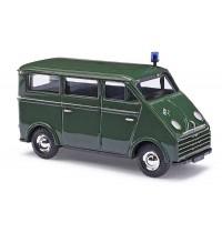 Busch Modellbahnzubehör - DKW 3 6 Polizei