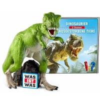 Tonies - WAS IST WAS - Dinosaurier/Ausgestorbene Tiere