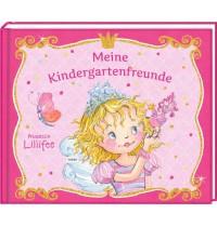 Coppenrath Verlag - Prinzessin Lillifee - Meine Kindergartenfreunde - Freundebuch