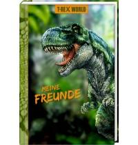 Coppenrath Verlag - Freundebuch: Meine Freunde - T-Rex World
