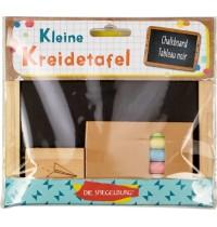 Die Spiegelburg - Bunte Geschenke - Kleine Kreidetafel