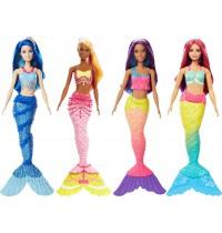 Mattel - Barbie Dreamtopia Meerjungfrauen Sortiment